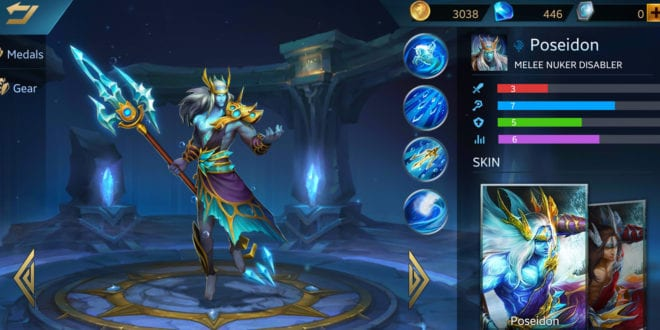 poseidon build guide