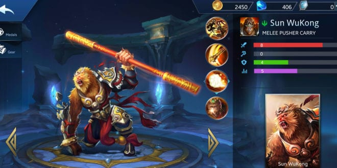 Best Build For Wukong Paragon
