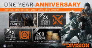 The Division Anniversary