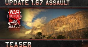 War Thunder update 1.67
