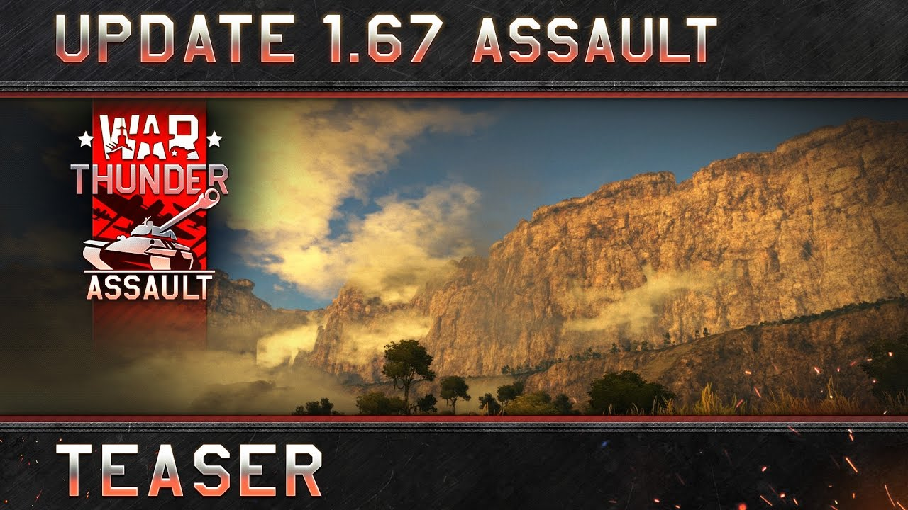 War Thunder update 1.67