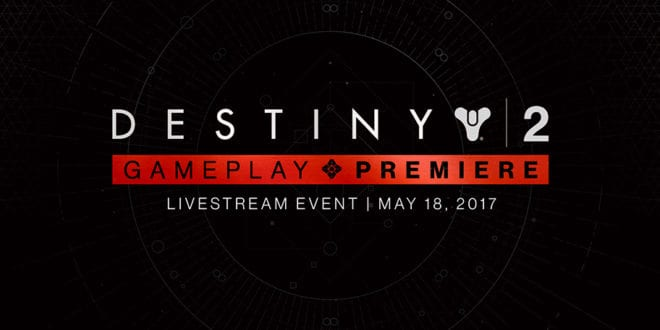 Destiny 2 Game Premiere