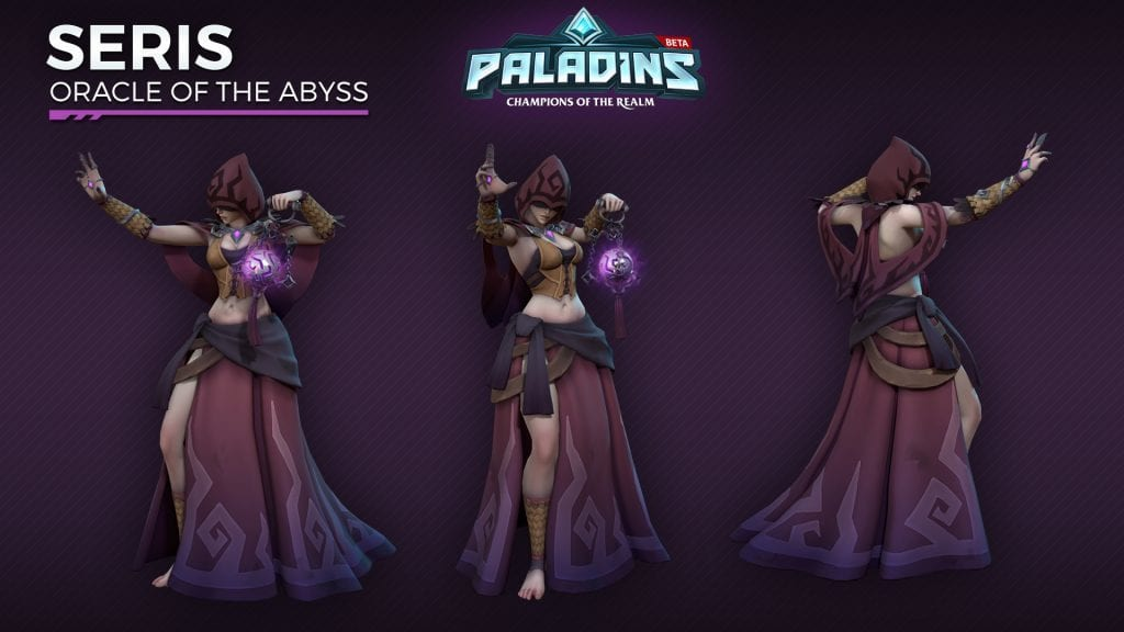 Seris, Oracle of the Abyss