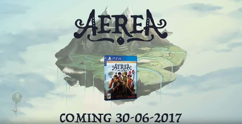 aerea release date