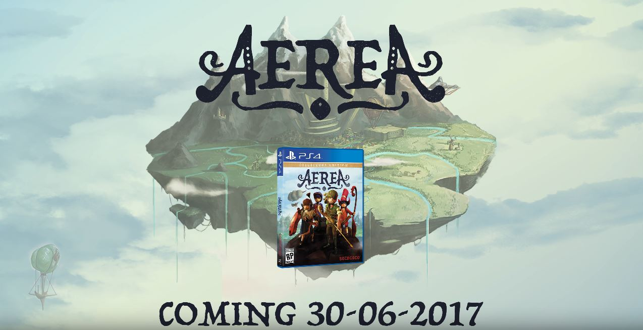 Photo of AereA Release Date And Gameplay