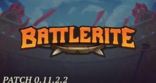 Battlerite patch 0.11.2.2