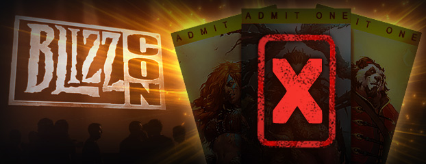 BlizzCon 2017: First Batch Tickets Sold Out