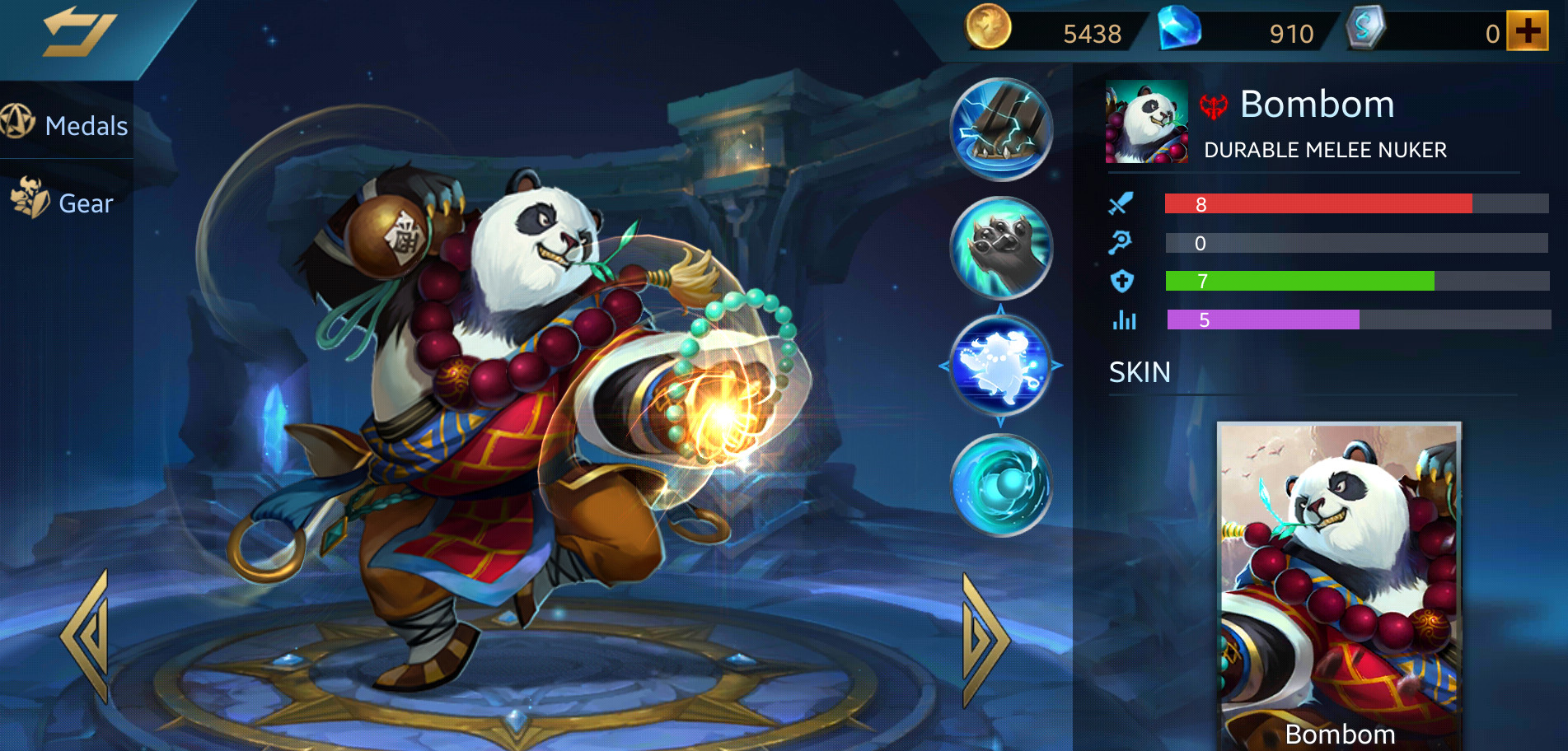 Photo of Heroes Evolved Bombom Build Guide