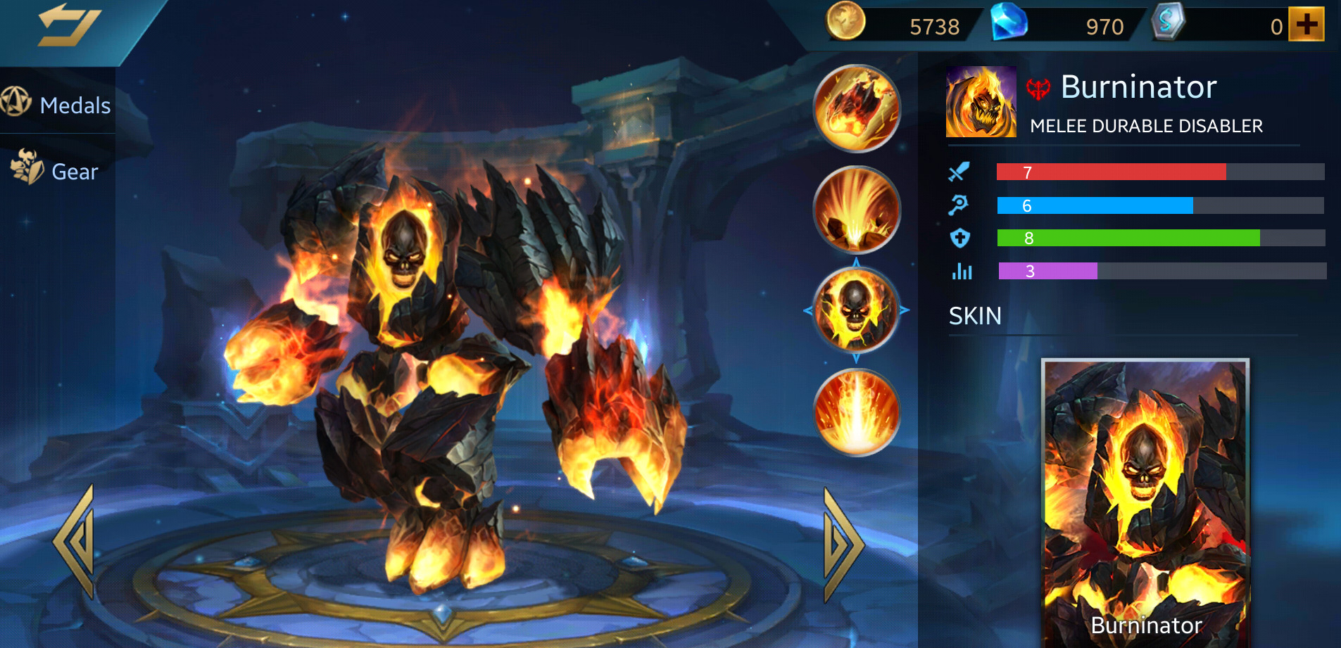 Photo of Heroes Evolved Burninator Build Guide