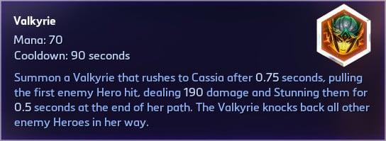 Valkyrie Heroic
