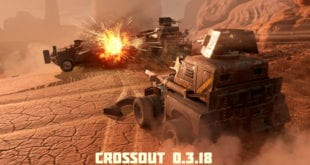 Crossout Update 0.3.18