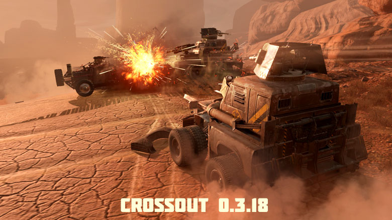 Photo of Crossout Update 0.3.18 Adds Ranked Battles