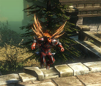Guardians of Ember Magic Fire Wings