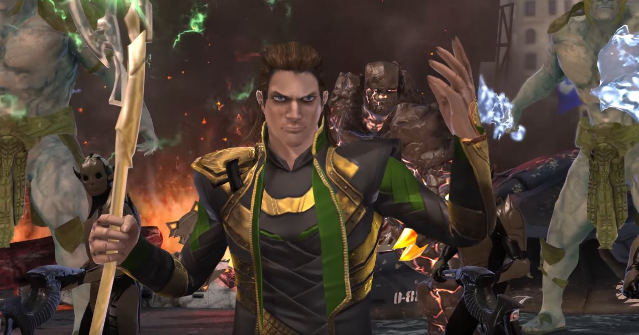 Photo of Marvel Heroes Omega Comes To PS4 In May