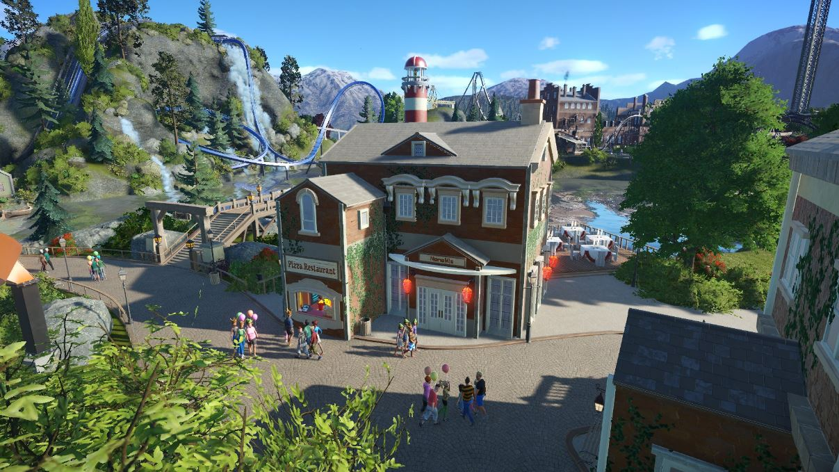 Planet Coaster Update 1 2 Is Now Live Fgr