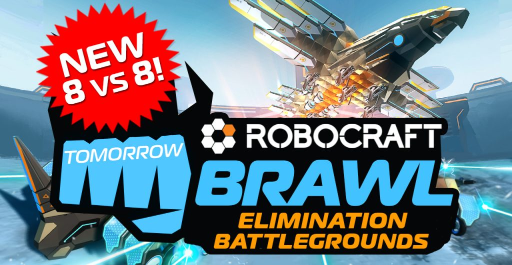 Photo of Robocraft 8 vs 8 Brawl Update Is Now Live