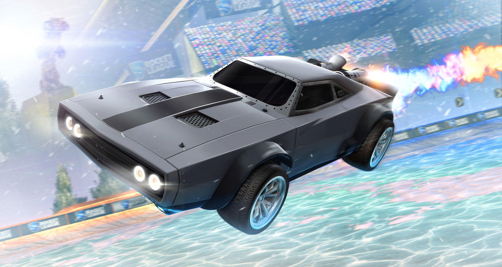 Photo of Rocket League: The Fate of the Furious DLC is Now Available