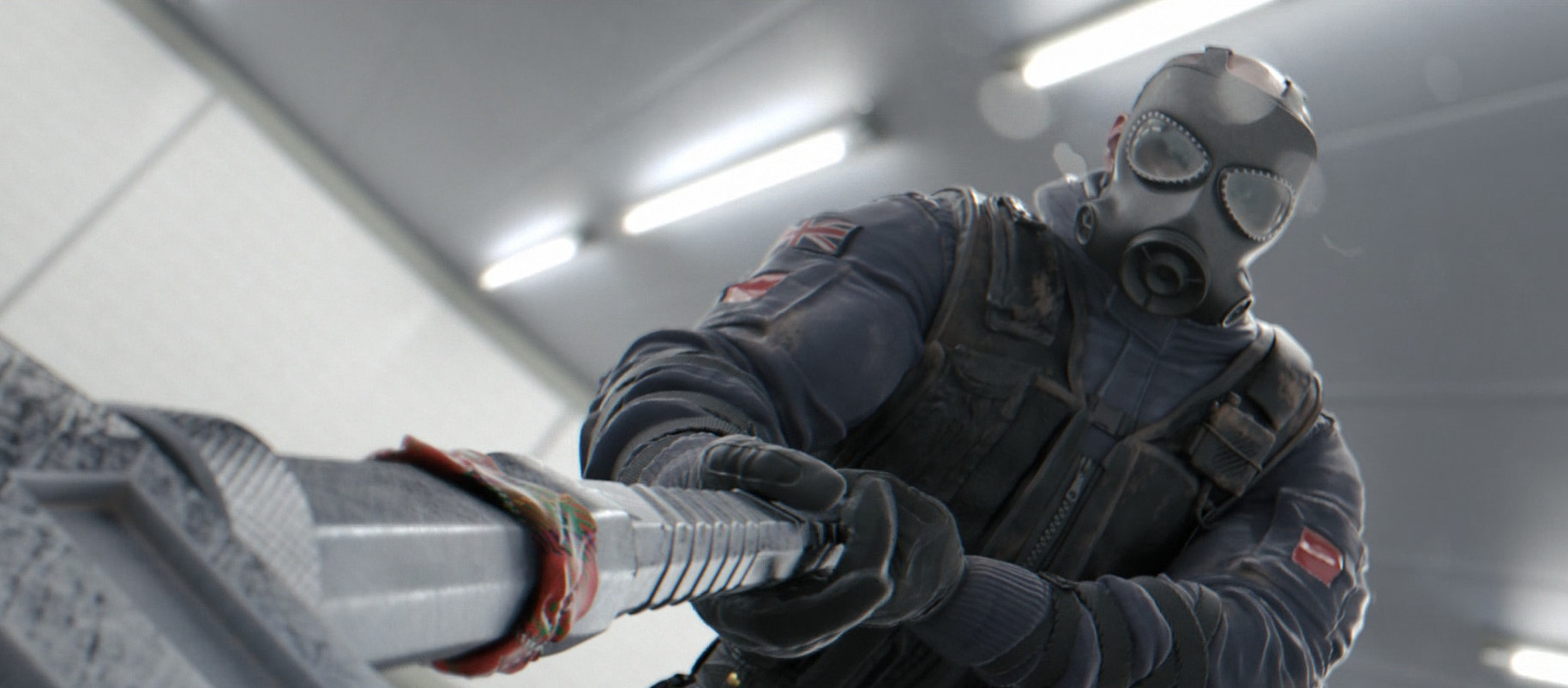 Rainbow Six Siege Sledge