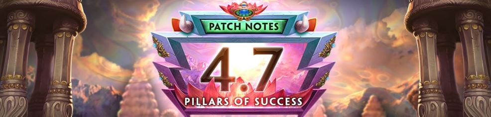 Photo of SMITE Patch 4.7 Adds New God