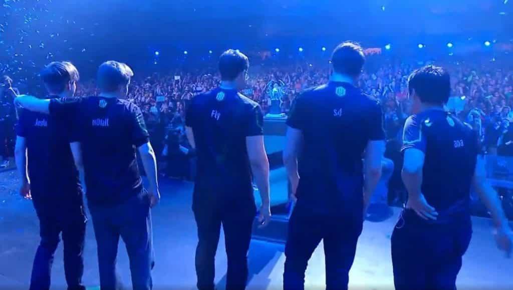 OG wins Dota 2 Kiev Major