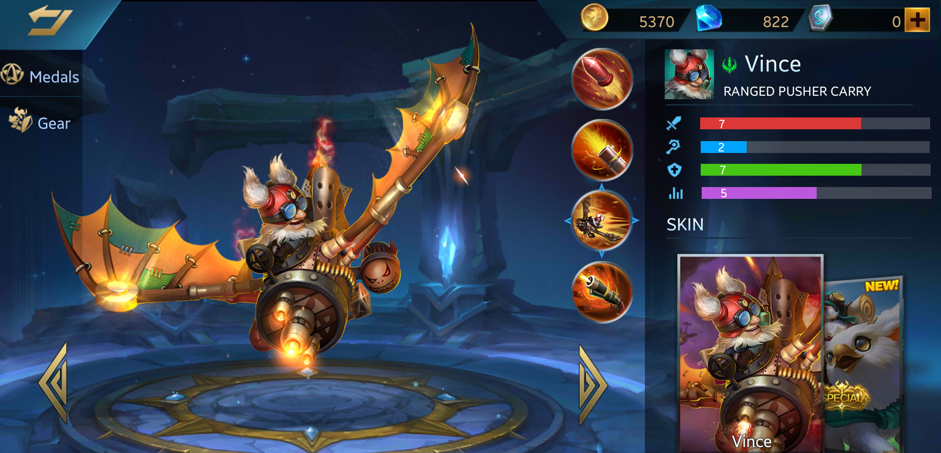 Photo of Heroes Evolved Vince Build Guide