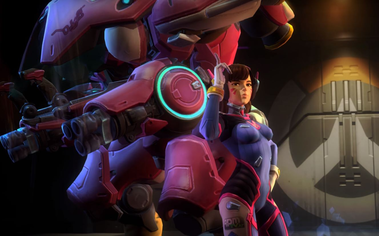 Heroes of the Storm, D.Va