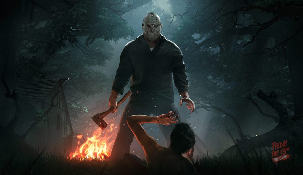 Friday the 13th is now officially launched on Steam