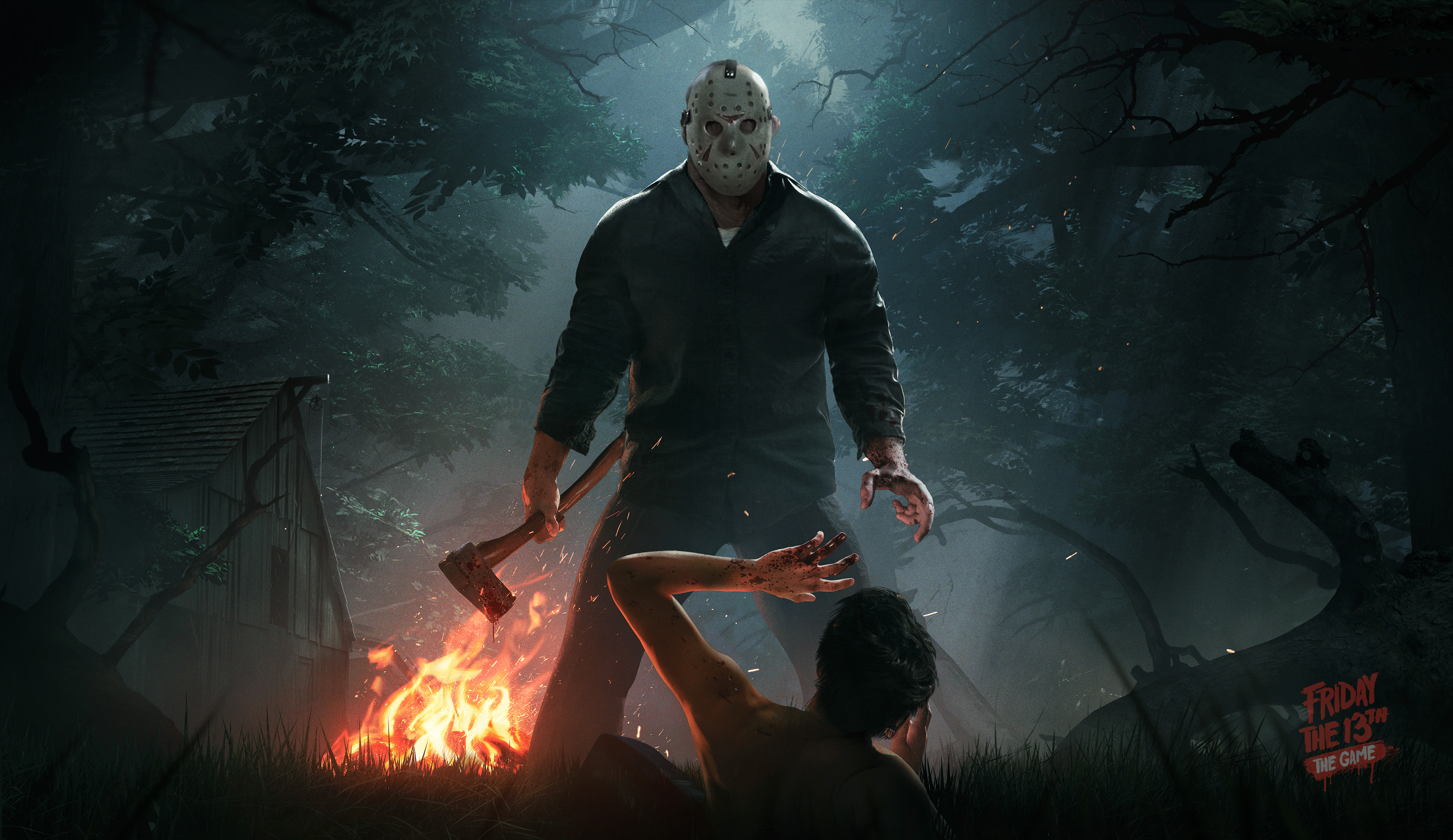 Photo of Friday the 13th is Now Officially Launched on Steam