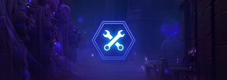 Heroes of the Storm Update
