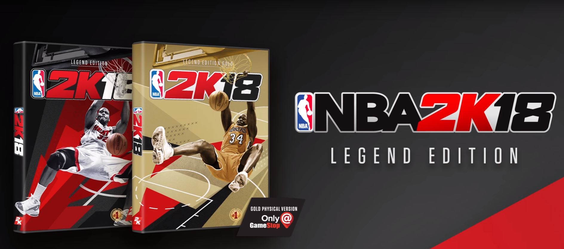 Photo of NBA 2K18 Legend Edition Reveal Trailer, Pre-order Available!