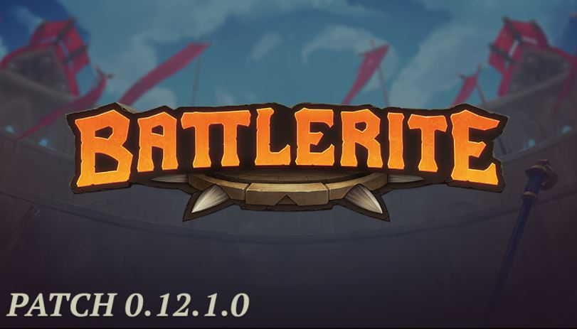 Photo of Battlerite Gets A New Map With Patch 0.12.1.0
