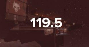 Eve Online 119.5