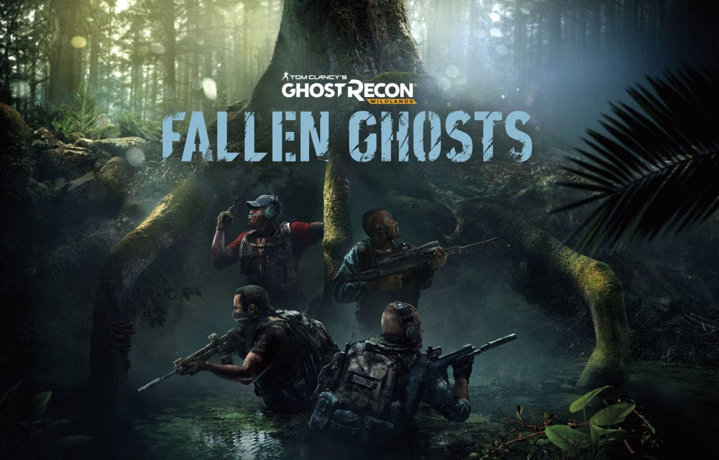 Fallen Ghosts Expansion Will Add New Missions