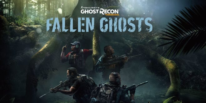 Fallen Ghosts Expansion
