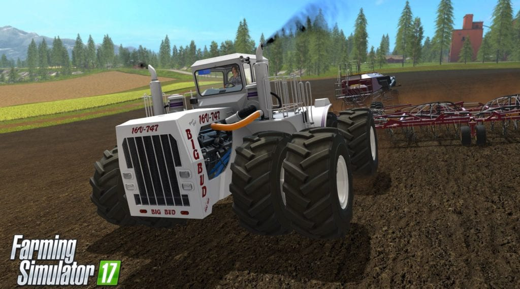 farming simulator 17 big bud dlc