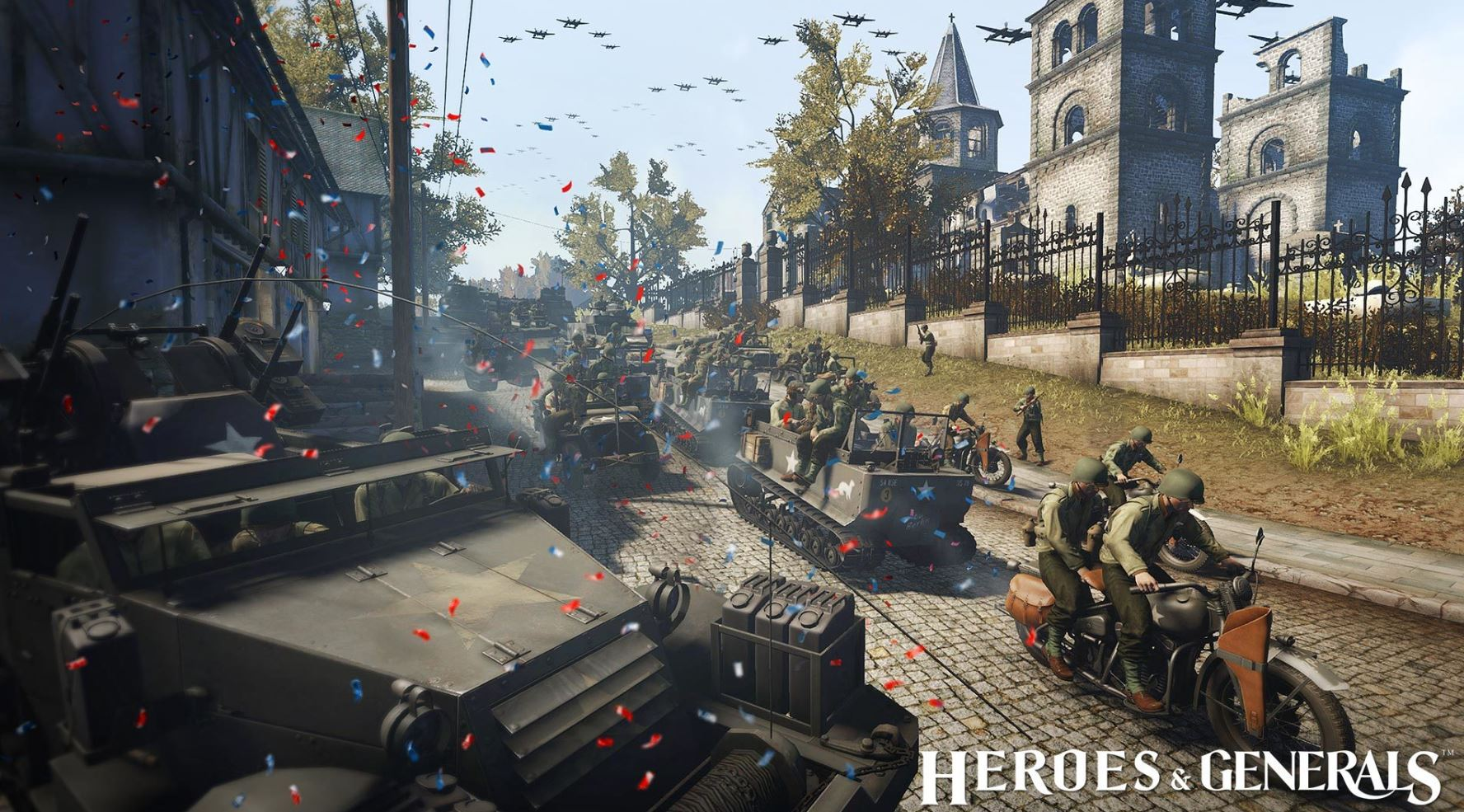 Photo of Heroes & Generals Victory Day