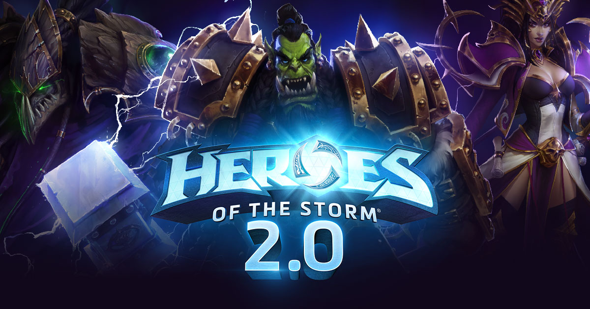 Photo of A New Heroes of the Storm Reconnection Bug Appears to Be Real Pain
