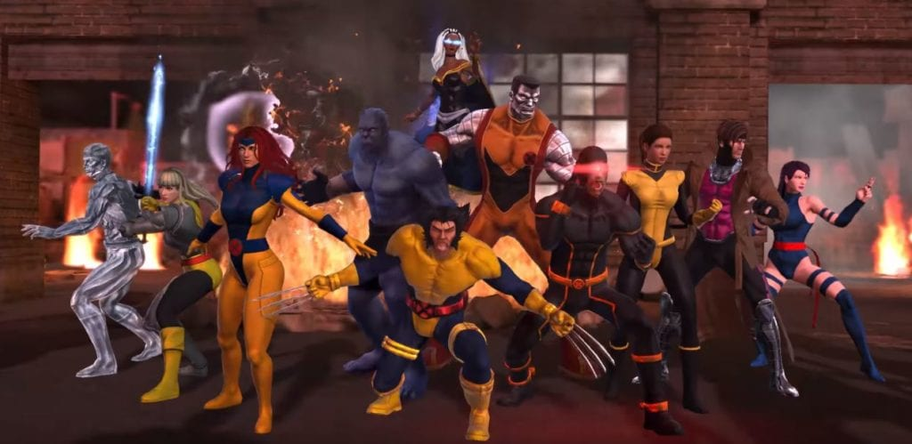 marvel heroes omega beta