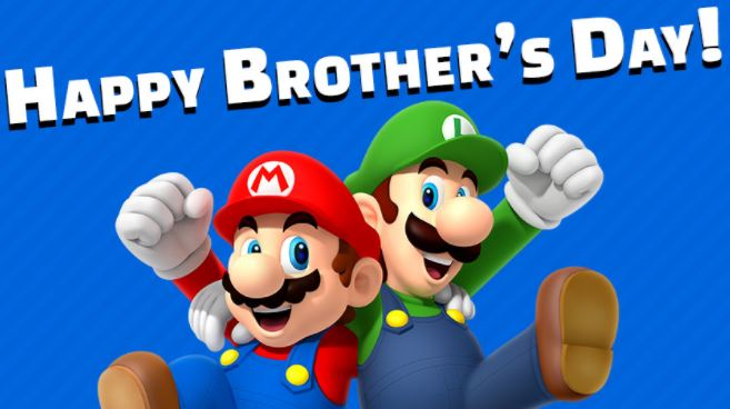 new super mario bros brother's day
