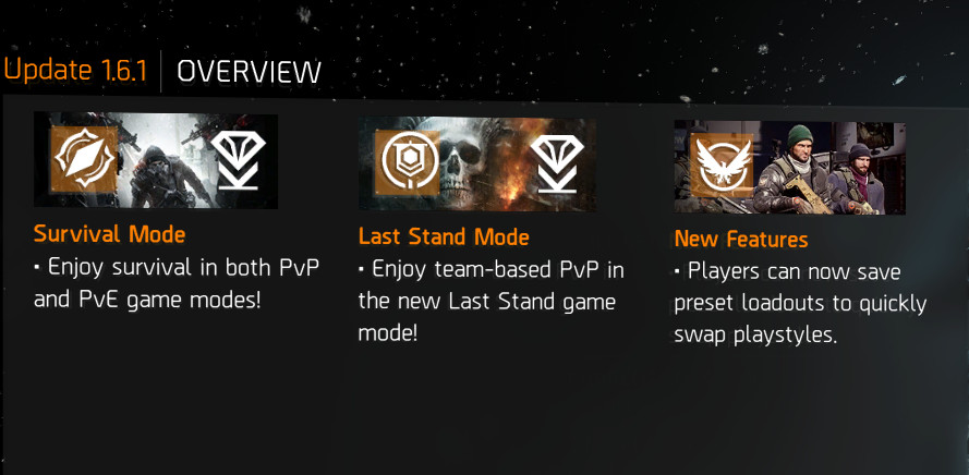 Photo of The Division: Feelsgoodman, The New Loadouts Feature is just Awesome!