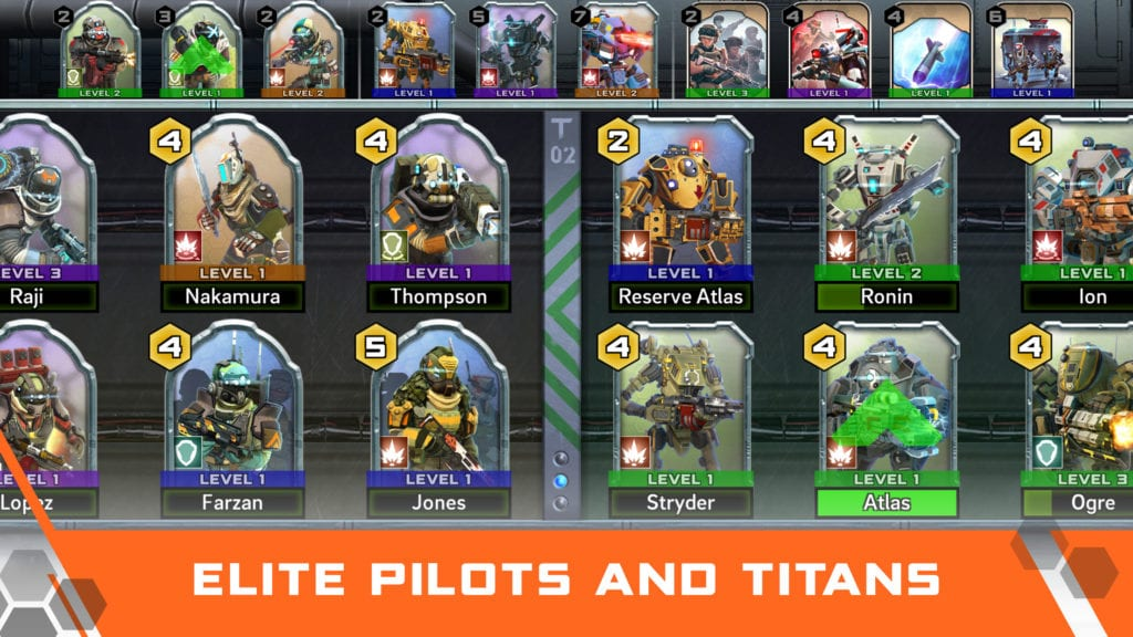 titanfall: assault mobile