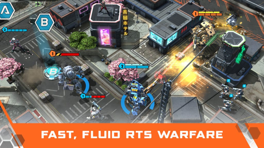 titanfall assault ios