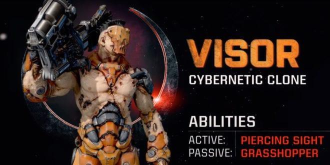 Visor Quake Champions