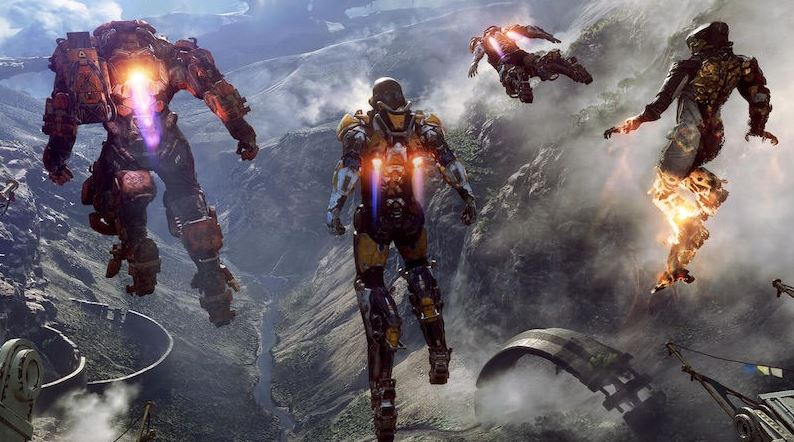 Photo of New Anthem Gameplay Features Trailer Discovers New Landscapes