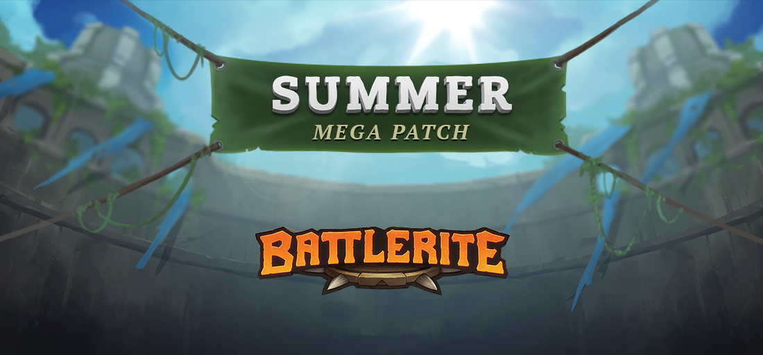Photo of Battlerite's Summer Mega Patch Brings Chest & Income System Updates