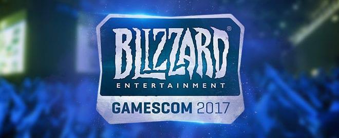 Blizzard Gamescom