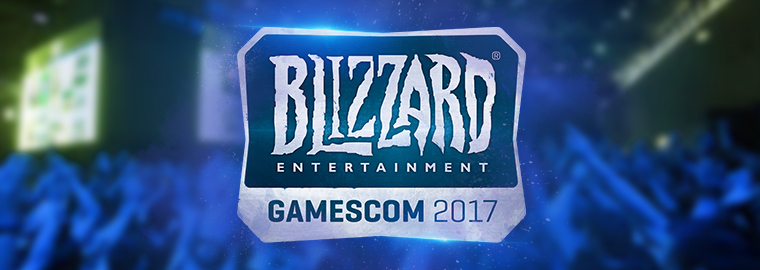 Blizzard Gamescom