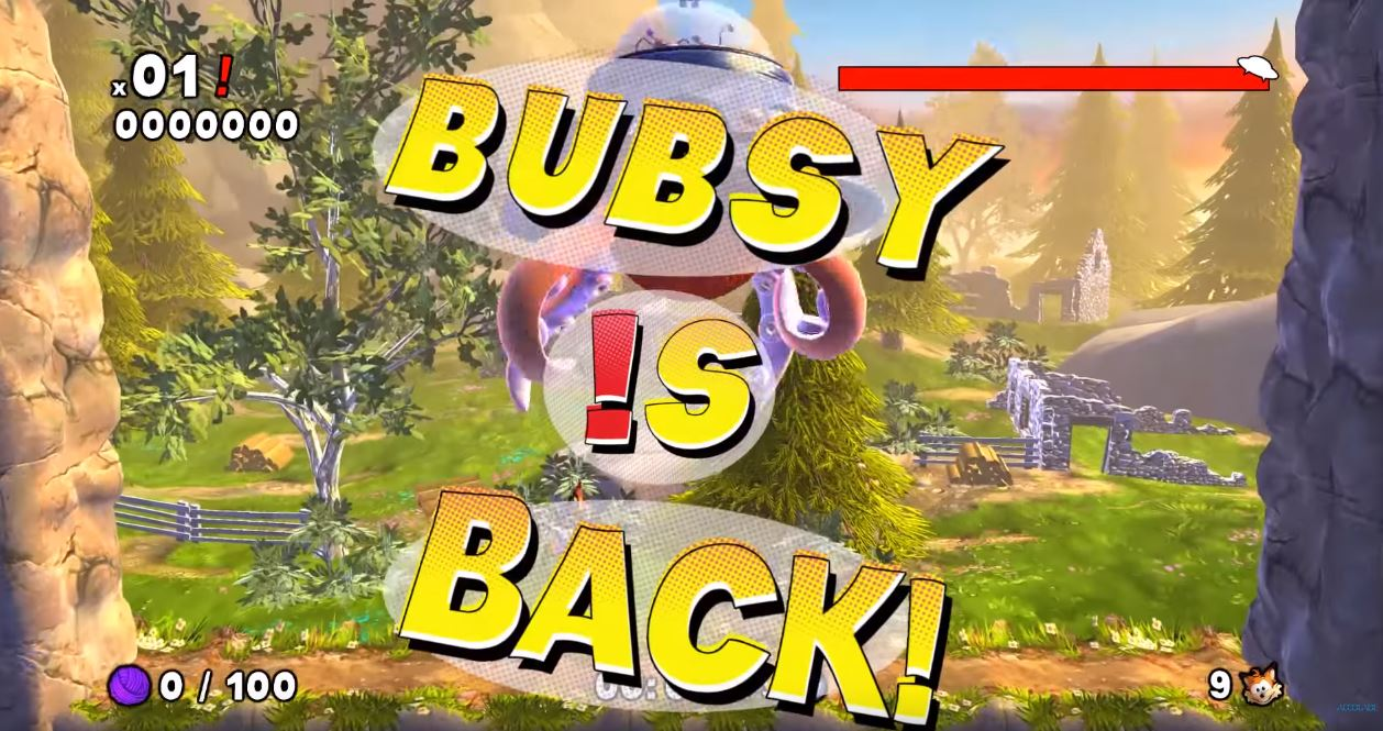 Photo of After 21 Years, Bubsy Makes Its Way On PS4 And PC