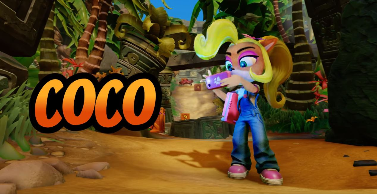 Photo of Play As Crash Bandicoot's Sister Coco In Crash N. Sane Trilogy