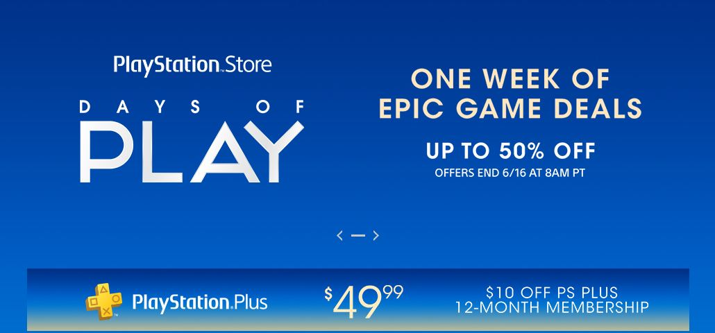 Photo of Up To 50% Off On PS Game Deals, The Sale Goes Until June 16